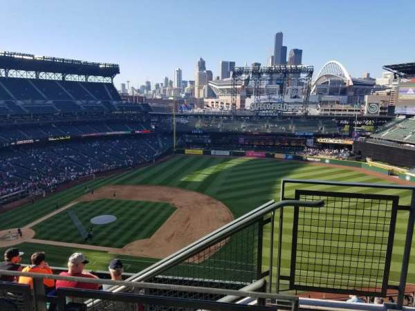 T-Mobile Park, section: 320, row: 10, seat: 1