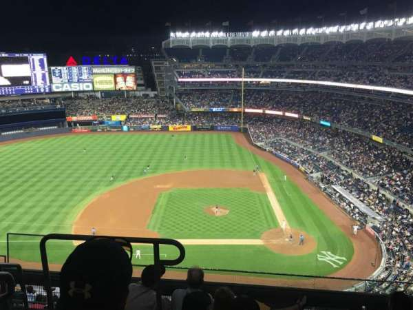 Yankee Stadium, section: 423, row: 5, seat: 20