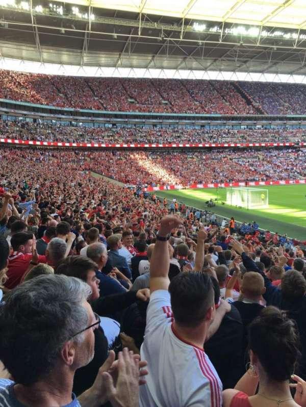 Wembley Stadium, section: 130, row: 24, seat: 199