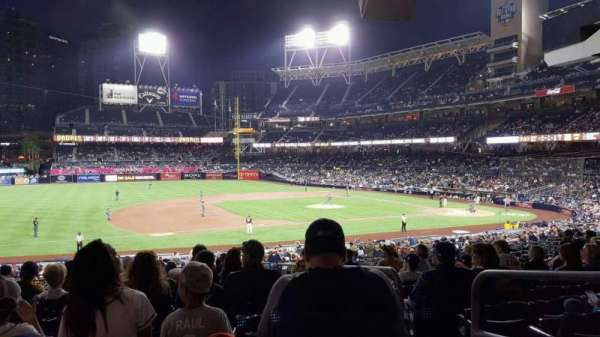 PETCO Park, section: 114, row: 39, seat: 1