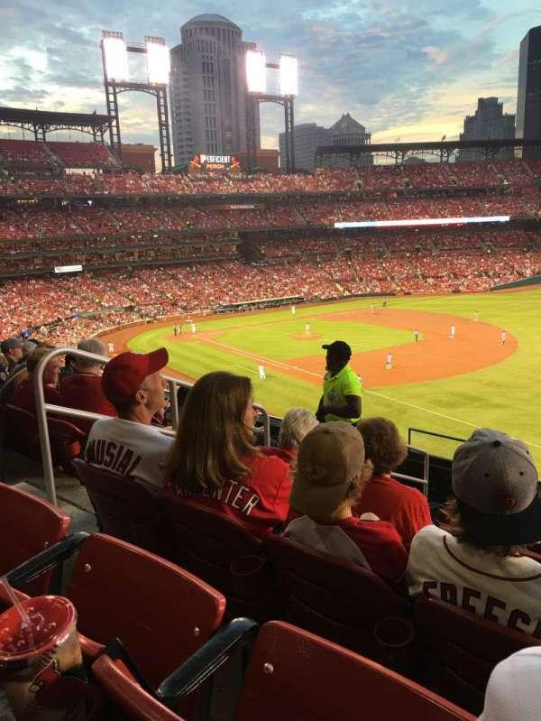 Busch Stadium, section: 235, row: 8, seat: 5