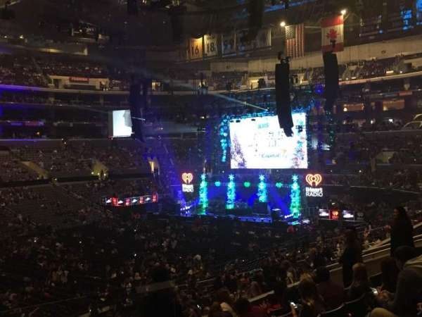 Staples Center, section: PR8, row: 8, seat: 1