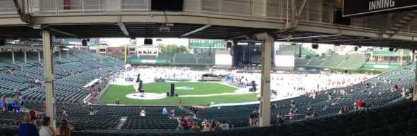 Wrigley Field, section: 221, row: 21, seat: 7 and 8