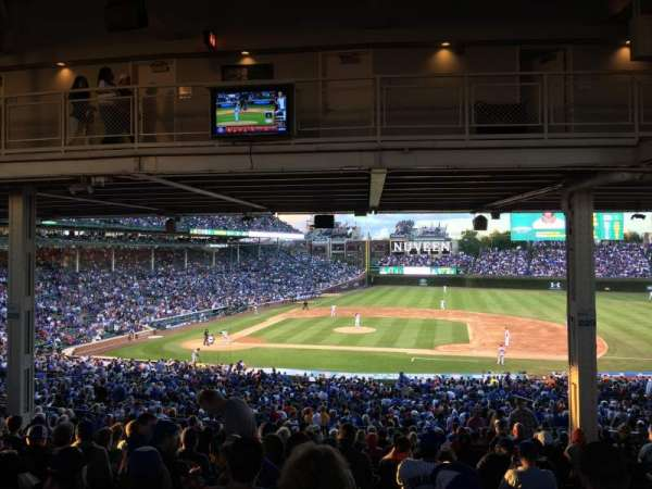 Wrigley Field, section: 223, row: 19, seat: 23