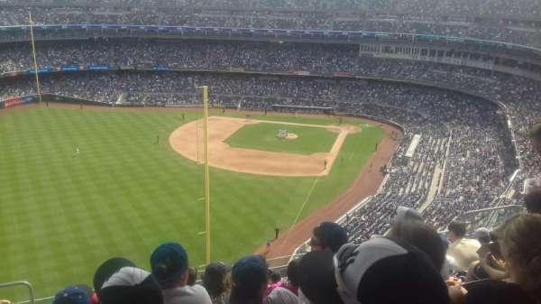Yankee Stadium, section: 432B, row: 9, seat: 16