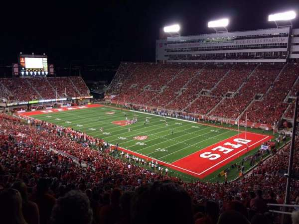 Rice-Eccles Stadium, section: E30, row: 60, seat: 15