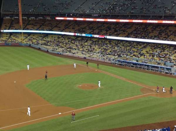 Dodger Stadium, section: 23RS, row: D, seat: 22