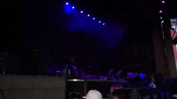 Ak-Chin Pavilion, section: 100, row: FFF, seat: 58