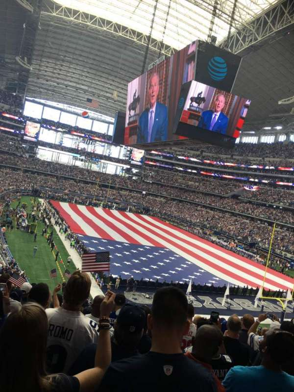 at&t stadium, section: 201, row: 12, seat: 20