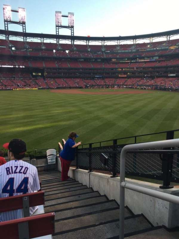 Busch Stadium, section: 193, row: 12, seat: 1