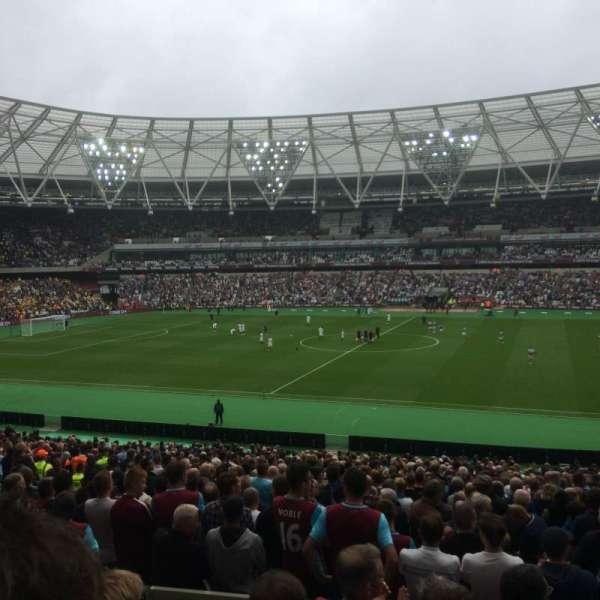 London Stadium, section: 137
