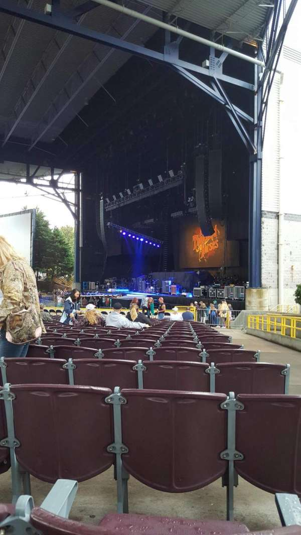 Jiffy Lube Live, section: 101, row: W, seat: 1-2