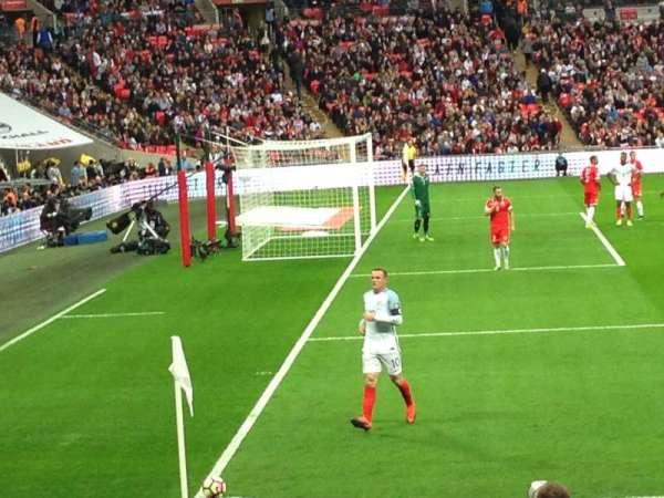 Wembley stadium, section: 126, row: 14, seat: 109