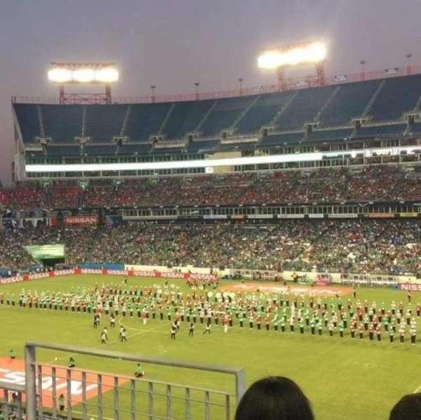 Nissan Stadium, section: 231, row: C, seat: 10