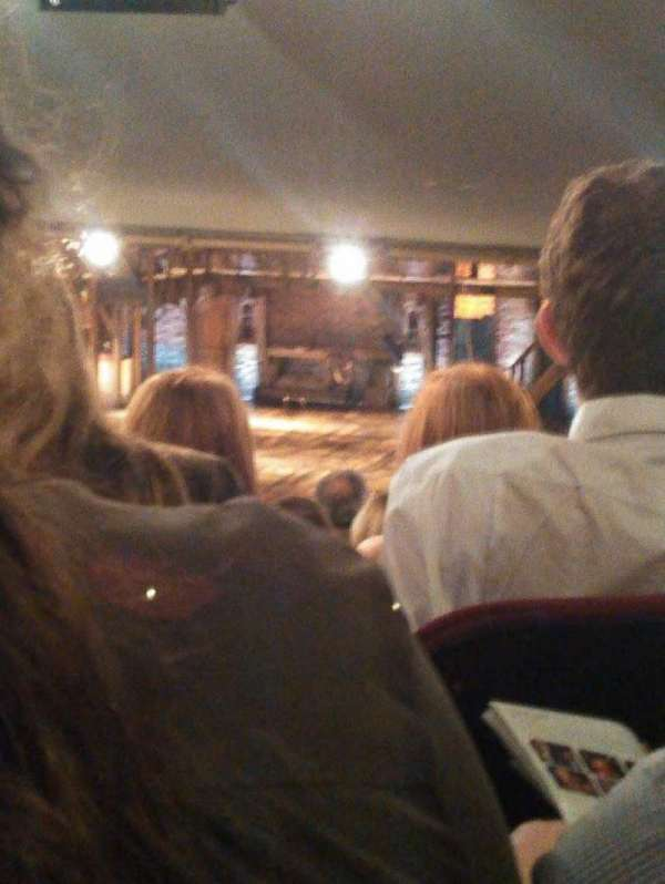 CIBC Theatre, section: Dress Circle RC, row: H, seat: 228