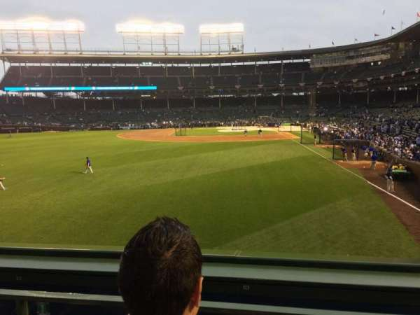 Wrigley Field, section: 502, row: 9, seat: 7