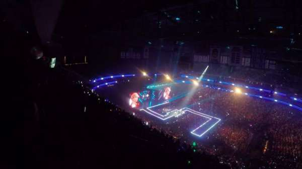 Prudential Center, section: 231, row: 2, seat: 6