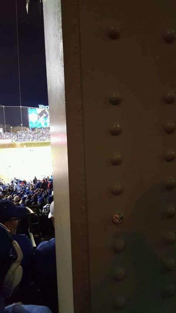 Wrigley Field, section: 218, row: 7, seat: 19
