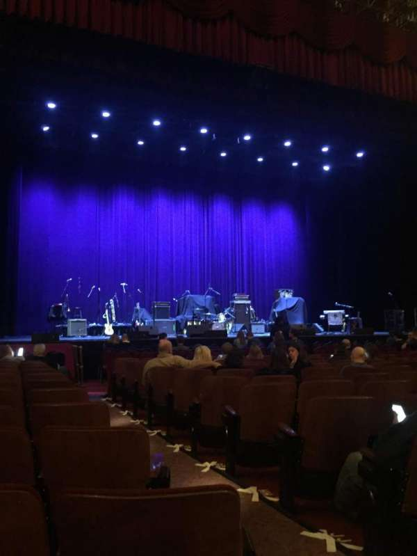 Chicago Theatre, section: MNFL3L, row: mm, seat: 103