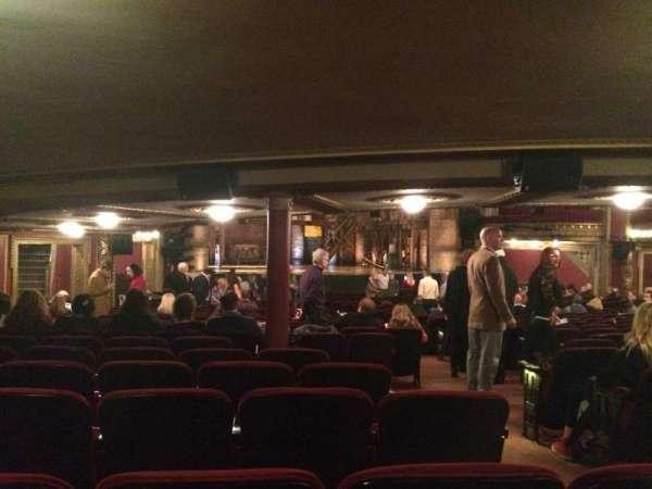 CIBC Theatre, section: Orchestra R, row: ZZZ, seat: 7