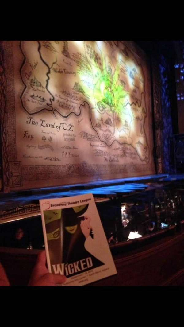 Morris Performing Arts Center, section: ORCH L, row: BB, seat: 2