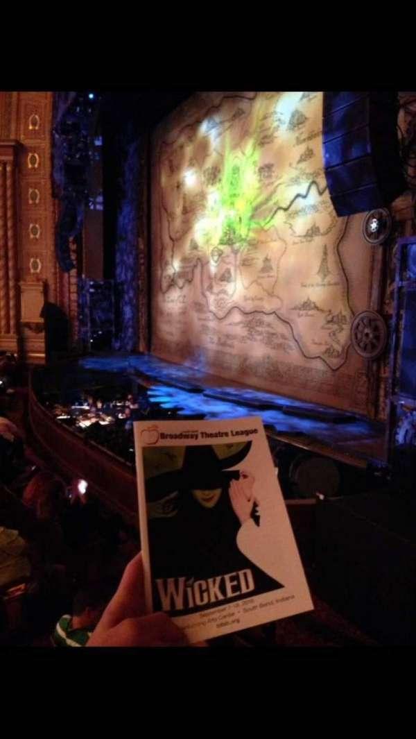 Morris Performing Arts Center, section: BOX RL, row: C, seat: 3