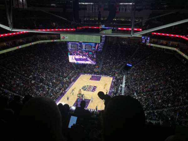 Golden 1 Center, section: 211, row: P, seat: 1,2,3,4