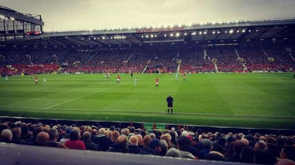 Old Trafford, section: Sir Alex Ferguson Stand