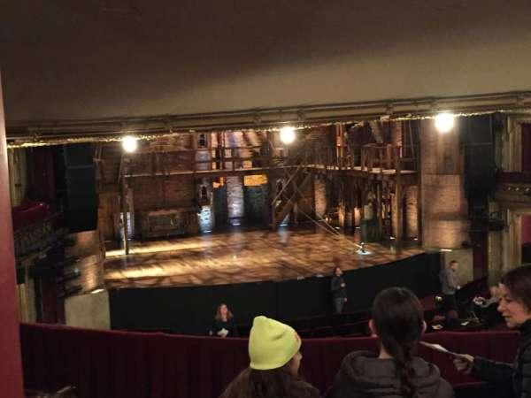 CIBC Theatre, section: Dress Circle LC, row: E, seat: 235-237