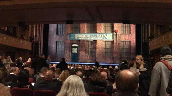 Al Hirschfeld Theatre, section: Orch, row: T, seat: 101