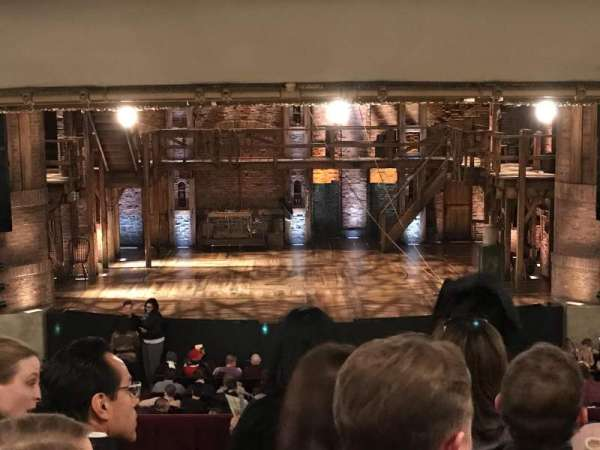 CIBC Theatre, section: Dress Circle C, row: E, seat: 205