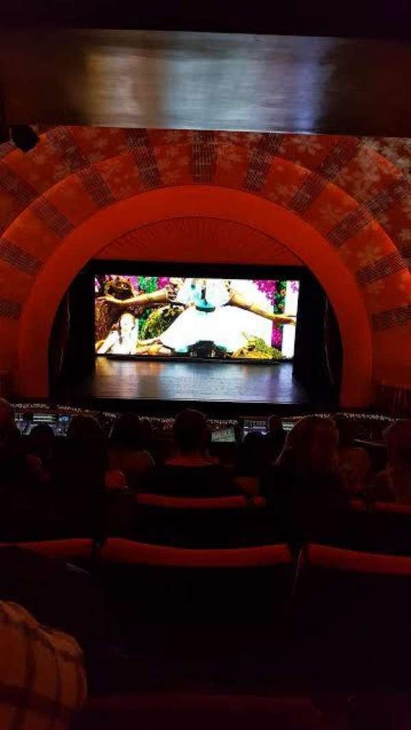 Radio City Music Hall, section: 2nd Mezzanine 4, row: H, seat: 408
