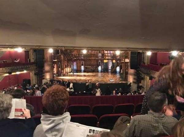 CIBC Theatre, section: Dress Circle RC, row: E, seat: 230-232