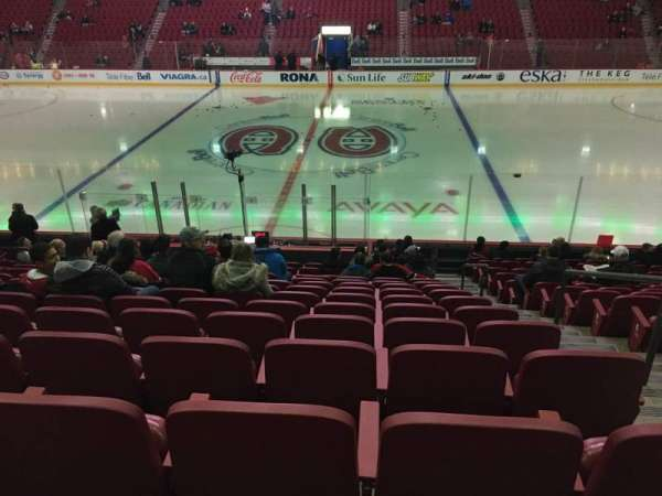 Centre Bell, section: 113, row: L, seat: 1-2