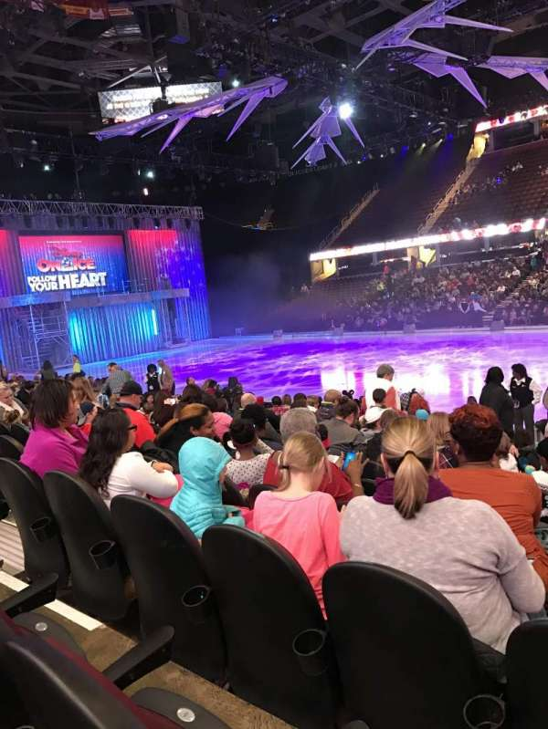 Quicken Loans Arena, section: 127, row: 12, seat: 6