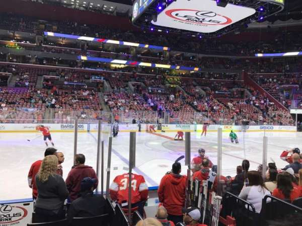 BB&T Center, section: 102, row: 8, seat: 13