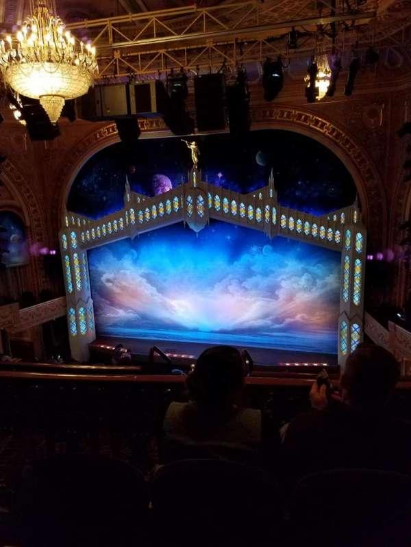 Eugene O'Neill Theatre, section: Mezzanine C, row: G, seat: 120
