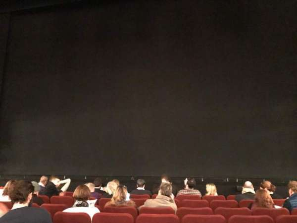Ethel Barrymore Theatre, section: Orchestra C, row: F, seat: 112