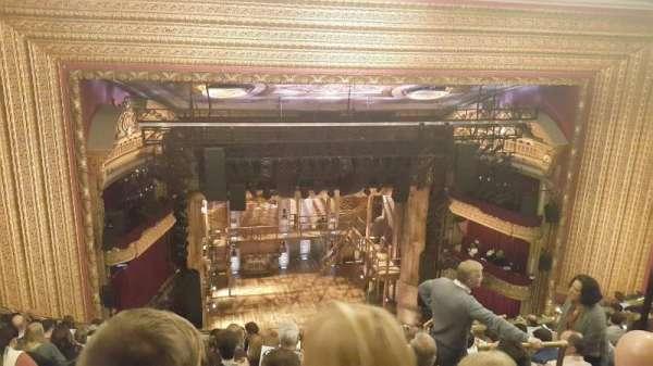 CIBC Theatre, section: Balcony LC, row: L, seat: 417