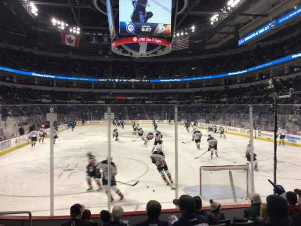 Bell MTS Place, section: 112, row: 8