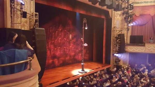 Longacre Theatre Section Mezz Row A Seat 22