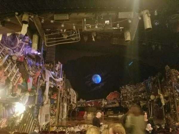 Neil Simon Theatre, section: Orch, row: N, seat: 5