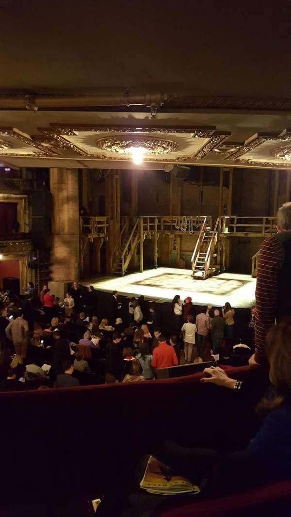 CIBC Theatre, section: Dress Circle R, row: C, seat: 2