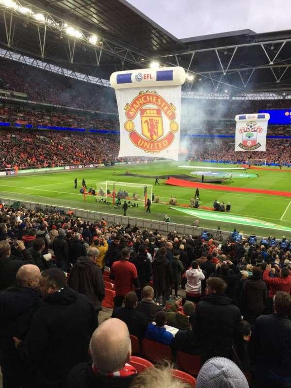 Wembley Stadium, section: 110, row: 30, seat: 223