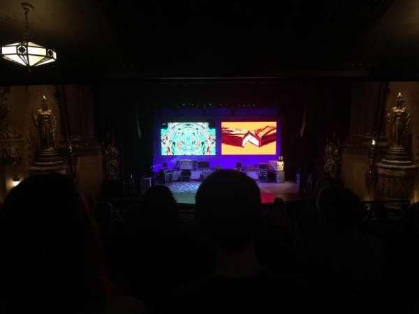 Beacon Theatre, section: Loge C, row: H, seat: 108