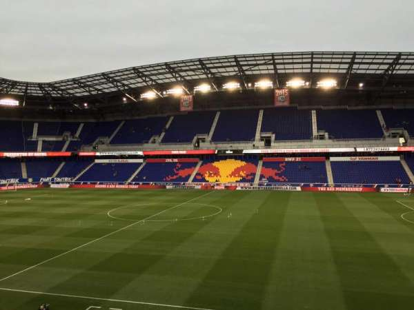 Red Bull Arena (New Jersey), section: 110, row: 16, seat: 15