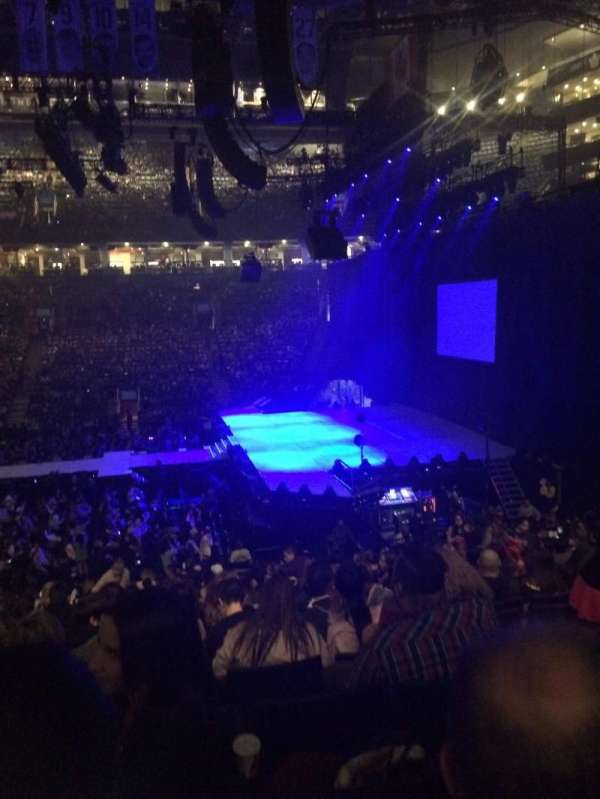 Scotiabank Arena, section: 118, row: 22, seat: 7