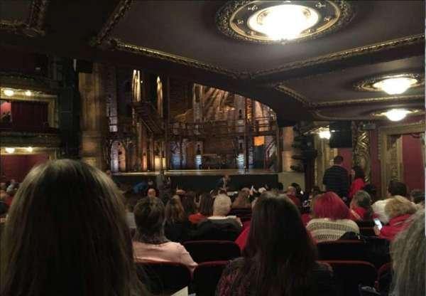 CIBC Theatre, section: Orchestra R, row: U, seat: 16