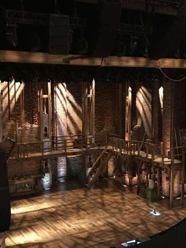 CIBC Theatre, section: Mezzanine L, row: D, seat: 11