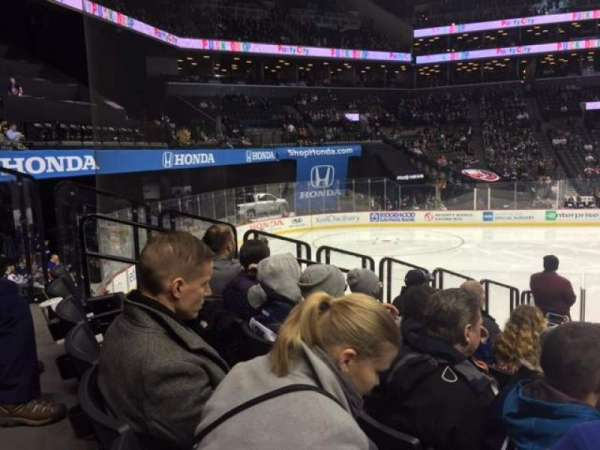 Barclays Center, section: 28, row: 15, seat: 4-6